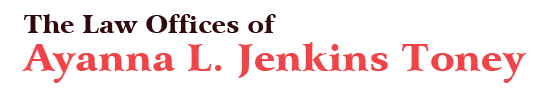 The Law Offices of  Ayanna L. Jenkins Toney logo